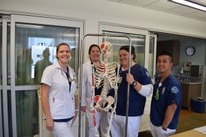 Mendocino College Medical Students