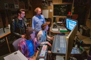 Mendocino College Recording Arts and Technology Club
